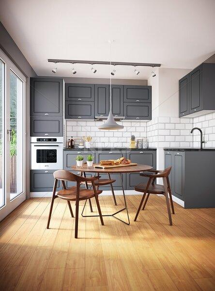 Кухня City 930 - с термоплот