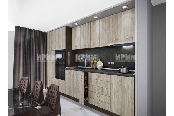 Кухня City 925 - с термоплот