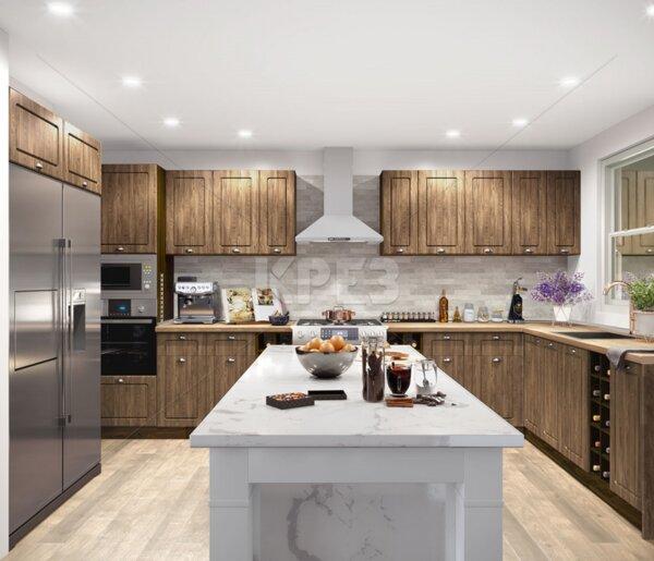 Кухня City 895 - с термоплот