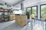 Кухня City 916 - с термоплот