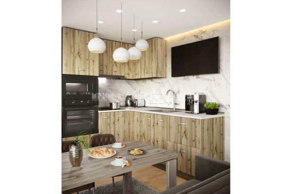 Кухня City 872 - с термоплот