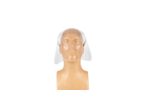 Защитен лицев шлем