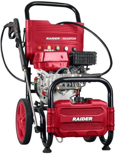 Водоструйка бензинова 4800W 20MPa 10L/min RD-GHPC06