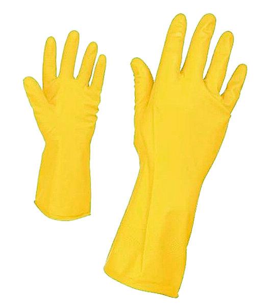 """Ръкавици домакински """"BASIC"""" """"M"""" TS"""