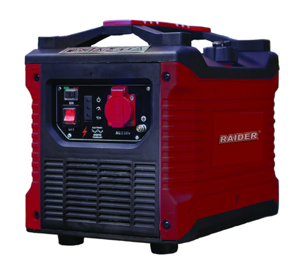 Генератор за ток бензинов 2.5kW инверторен RD-GG10