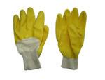 Ръкавици памучни с гума TS-RU 001