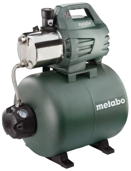 Хидрофор 1300W 6000 l/h METABO HWW 6000/50 INOX