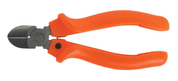 Клещи резачки с пластмасова дръжка 150мм GD
