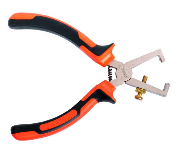 Клещи за почистване на кабел 160mm до 3.5mm GD