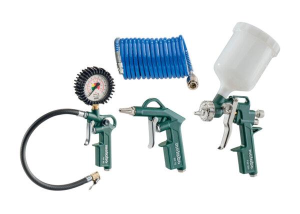 Инструменти пневматични Metabo LPZ 4 Set - комплект