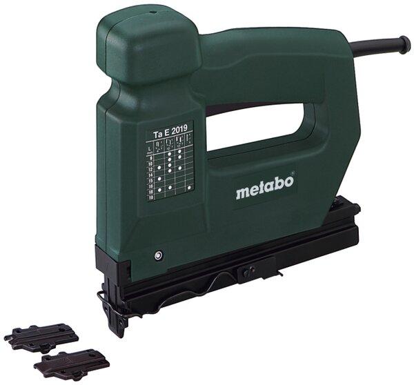 Такер електрически 8-18mm METABO TA E 2019 + кламери