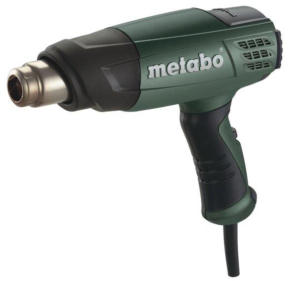 Пистолет за горещ въздух 2000W METABO H 20-600