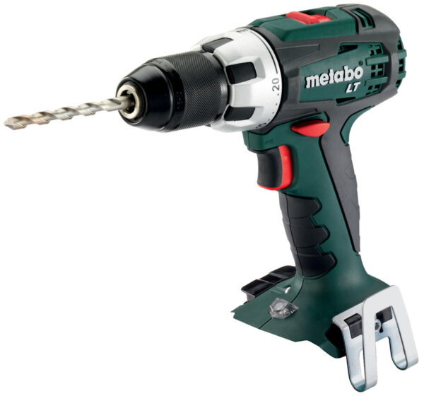 Бормашина Metabo BS 18 LT Solo - 18 V, 60 Nm, акумулаторна