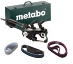 Шлайф лентов  за тръби 900W 30x533mm METABO RBE 9-60 Set