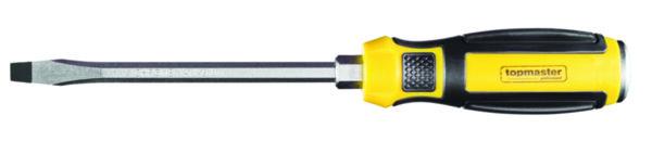 Отвертка - права, шестограм, 6 х 125 mm, CR-V