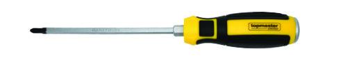Отвертка - права, шестограм, 8 х 200 mm, CR-V