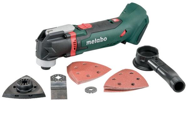 Мултишлайф Metabo MT 18 LTX Solo - акумулаторен