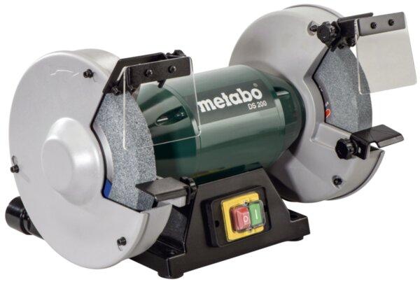 Шмиргел Metabo DS 200 - 600 W, 200 mm
