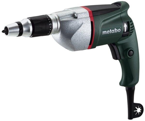Винтоверт Metabo DWSE 6.3 - 550 W, 18 Nm