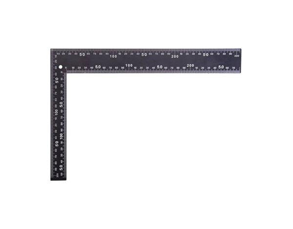 Метален прав ъгъл - 20 x 30 cm
