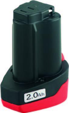 Акумулаторна батерия - 10.8 V, 2 Ah, Li-Power