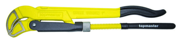 """Тръбен ключ - двойно рамо, 1.5"""", """"S"""" челюсти, CR-V"""