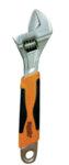 Френски ключ - 300 mm, двукомпонентна дръжка