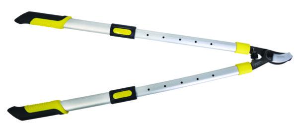 Ножица за клони - телескопична дръжка трето поколение