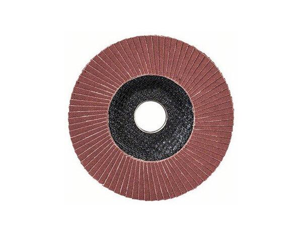 Ламелен диск, прав X431 - ø125 mm, P60