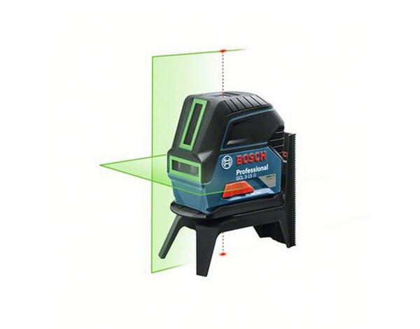 Линеен лазерен нивелир GCL2-15G - зелен, 15 m