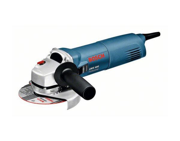 Ъглошлайф GWS 1400 - 1400 W, 125 mm