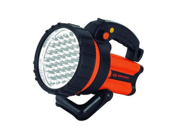 Акумулаторен фенер DASL400 - 37 LED