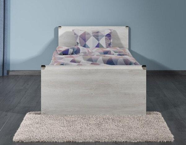 Легло Indiana - 97.5 x 206.5 cm, бор каньон
