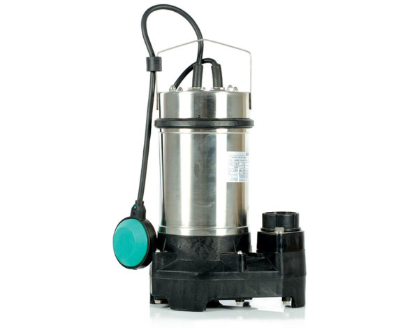 Потопяема помпа за мръсна вода - 480 W