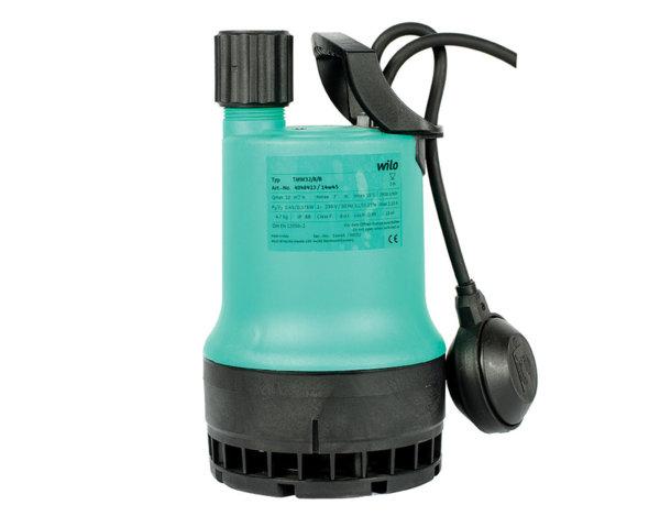 Потопяема помпа за мръсна вода - 370 W