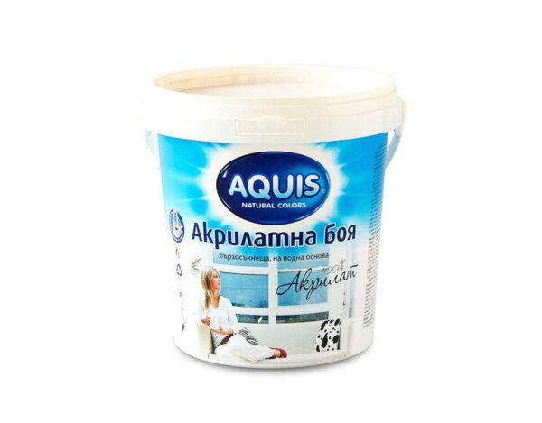 Акрилатна боя Aquis - 750 ml, различни цветове