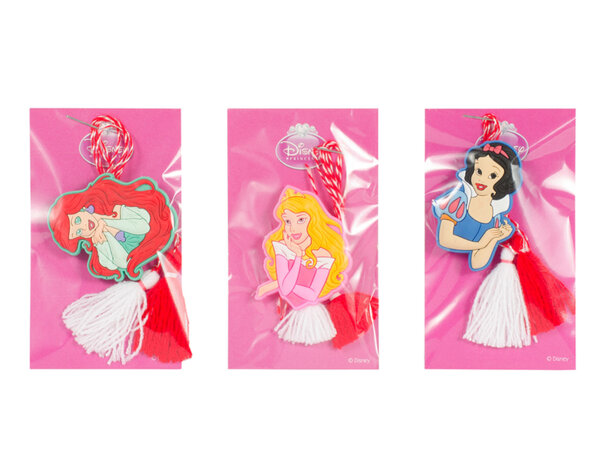 Мартеници за закичване Принцеси