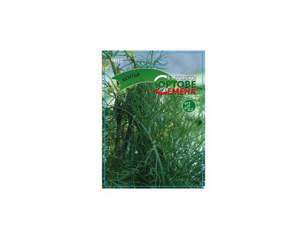 Семена Копър местен - 5 g