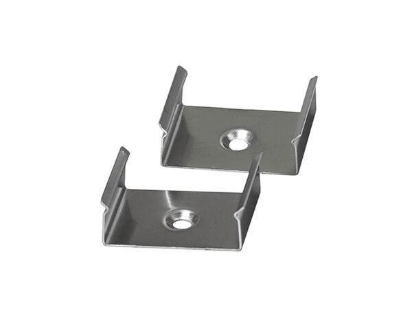 Комплект монтажни скоби за профил AP211 - 2 броя APN211MS