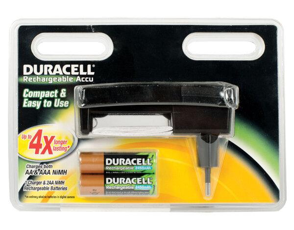 Зарядно за батерии + батерии