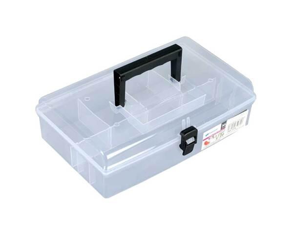 Кутия органайзер с дръжка - 85mm x 295mm x 180mm
