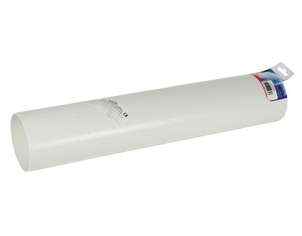 Пластмасов въздухопровод - ø100mm x 50cm