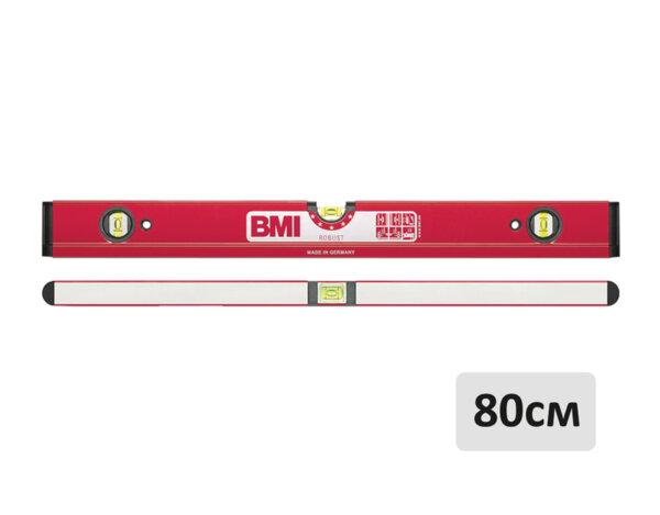 Алуминиев нивелир - 80см