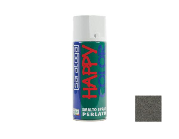 Перлен черен спрей HappyColor - 400ml