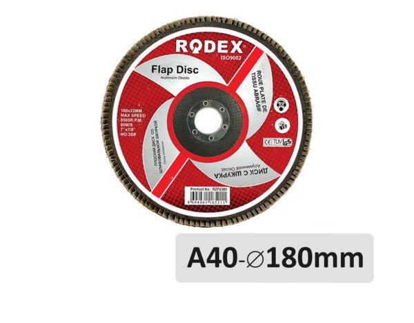 Ламелен диск A40 - ø180mm x ø22mm