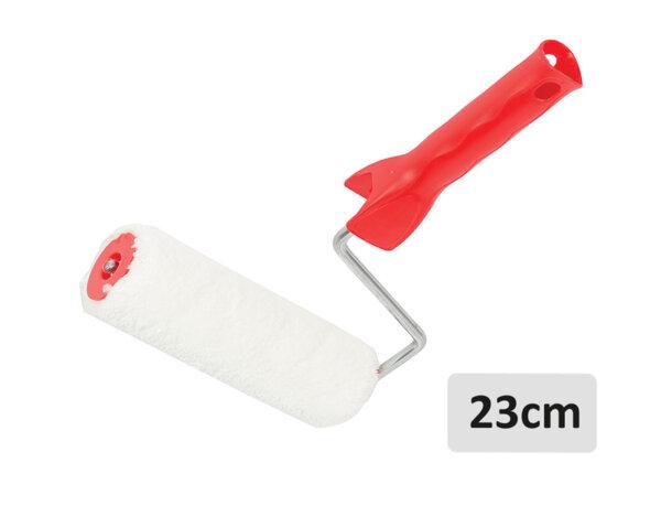 Валяк микрофибър с дръжка - 23cm