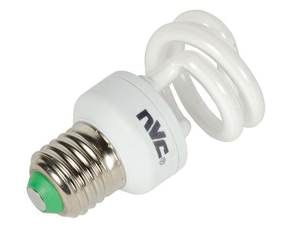 Енергоспестяваща спираловидна крушка - 9W/E27/4300K