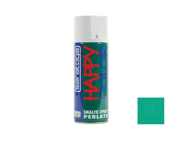 Перлен зелен спрей HappyColor - 400ml