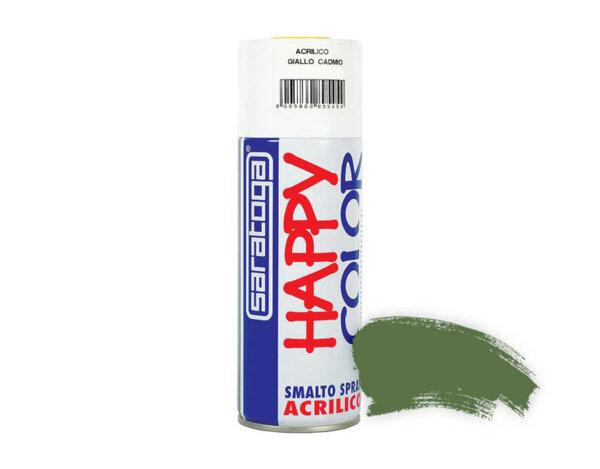 Акрилен спрей RAL6011 HappyColor - 400ml