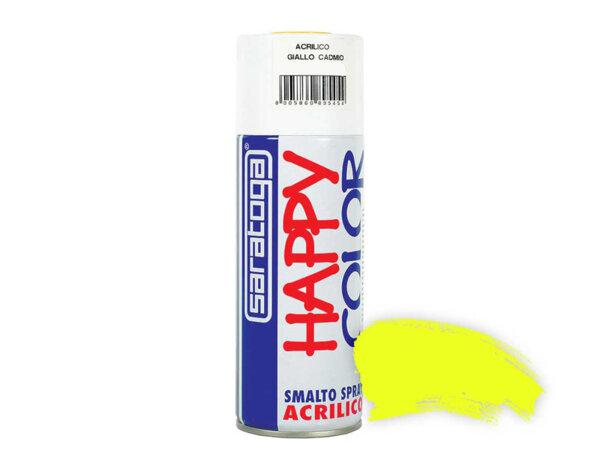 Акрилен спрей RAL1016 HappyColor - 400ml